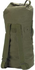 Dufle Bag (saco) de guardar roupas padrão exército americano!