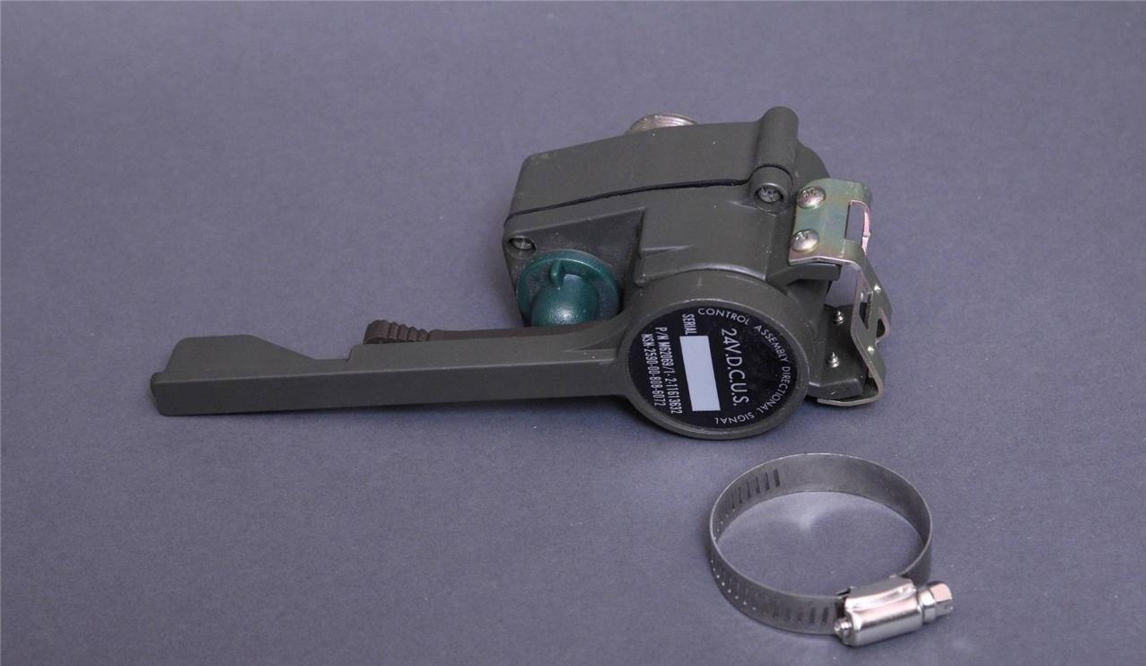 Seta militar para serie M (M38 - M38A1 - M35) ou militarizações!