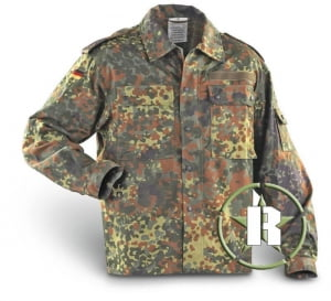 Jaqueta militar alemã