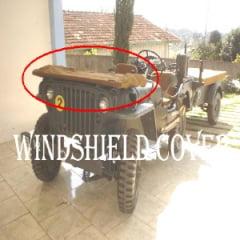 Protetor para-brisas - Todos os jeeps - Sob encomenda