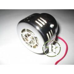 Mini sirene usada em motos ou em veiculos lugares escondidos!
