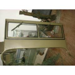 Para-brisas jeep MB/GPW completo com vidros e borrachas