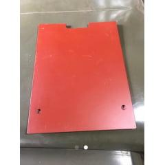Suporte de carta de lubrificação, fixado na parte de baixo do capo, produto em chapa importado